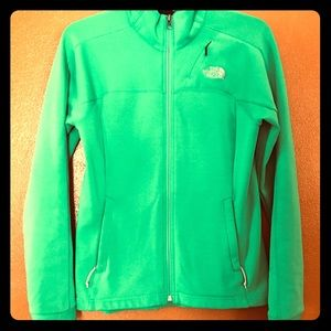 North Face Green Light Weight Size SP Jacket